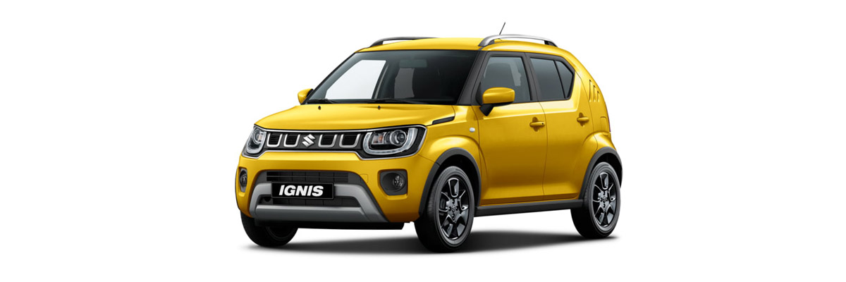 2020 Yellow Ignis