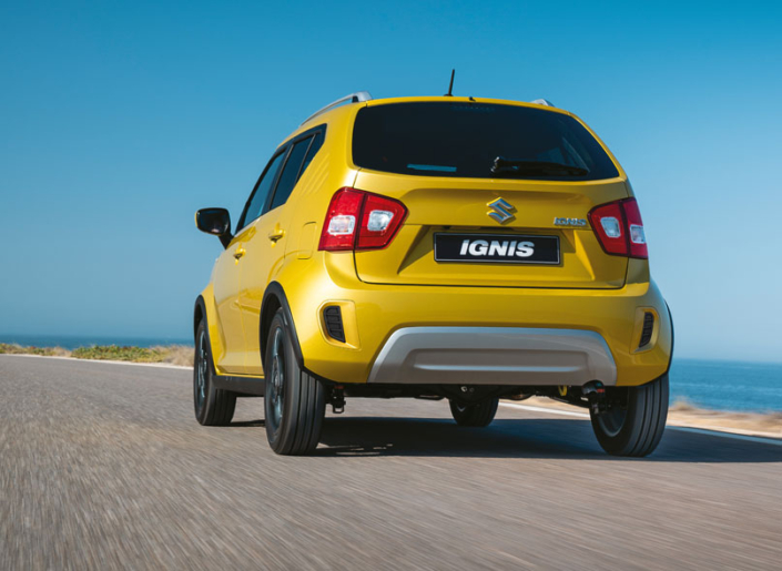 Ignis Rear View