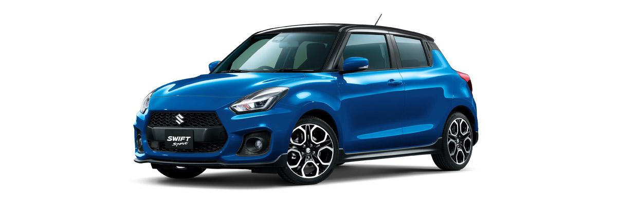 2020-Suzuki-Swift-Sport-Blue-BLack