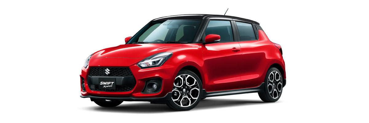 2020-Suzuki-Swift-Sport-Red-Black