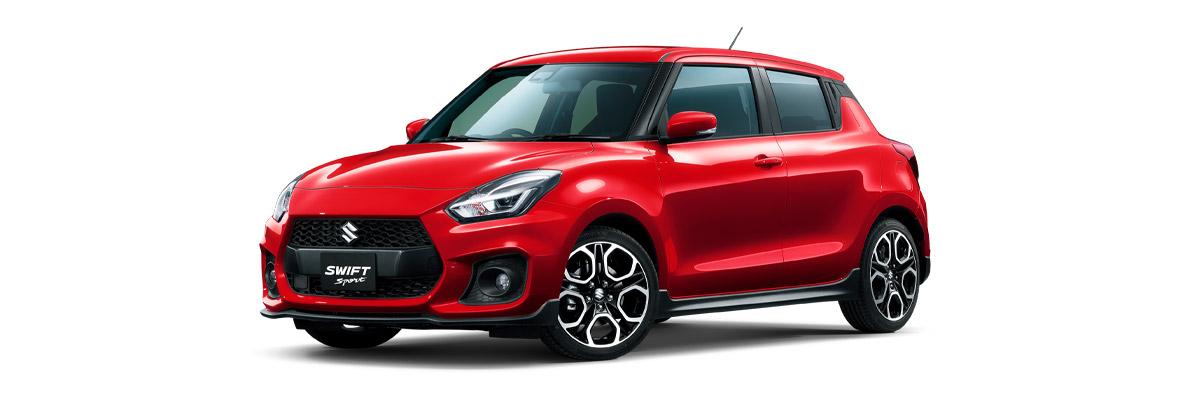 2020-Suzuki-Swift-Sport-Red