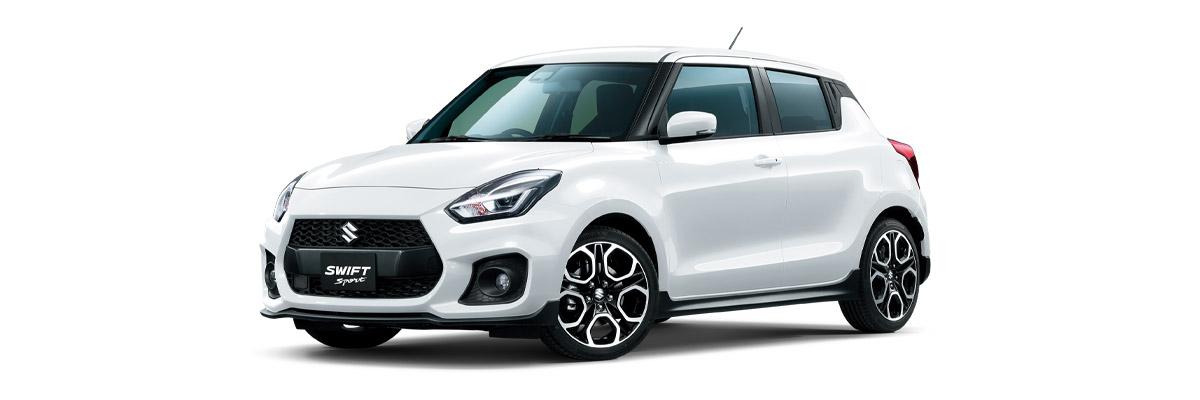 2020-Suzuki-Swift-Sport-White