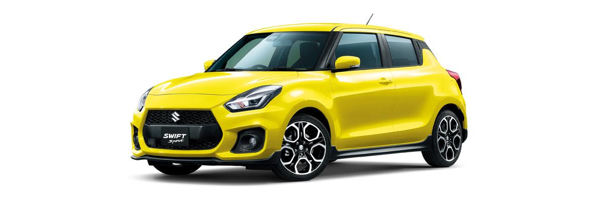 2020-Suzuki-Swift-Sport-Yellow