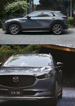 Mazda CX-30 accessories