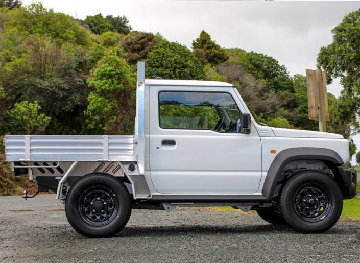 Suzuki Jimny Flatdeck