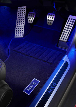 Mazda MX-5 Accessories