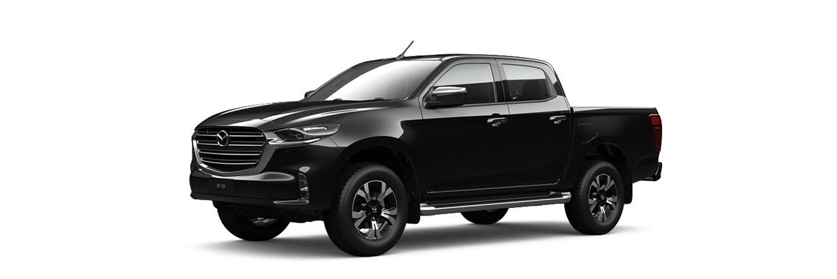 2020 Black Mazda BT-50