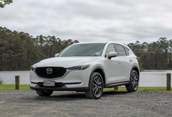 2018 Mazda CX-5 Limited
