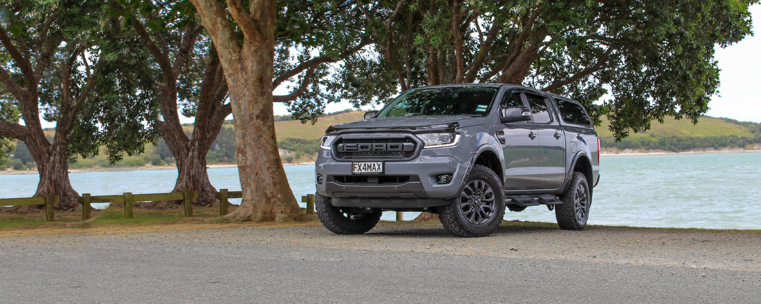 Ford FX4 Max